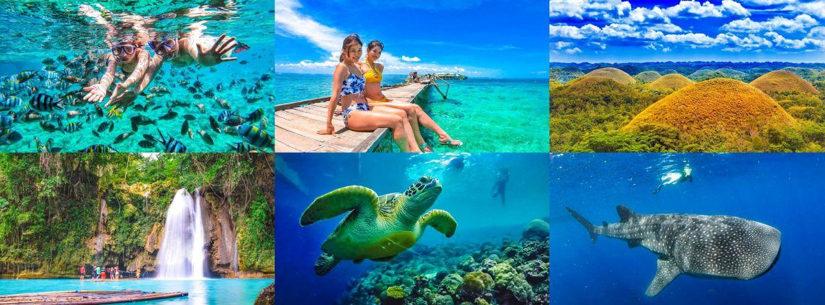 >フィリピン・セブ島の現地オプショナルツアー